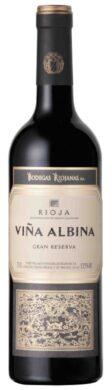 VINA ALBINA červené víno suché 2013 Gran Reserva Rioja DOCa 0,75 l 13,5 %